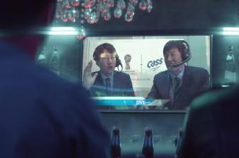 카스 '뒤집어버려' 월드컵 TV 광고 공개